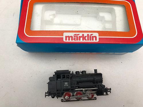 MARKLIN 3000 DB STEAM LOCOMOTIVE 89006