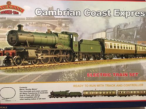 30-021 - CAMBRIAN COAST EXPRESS TRAIN SET