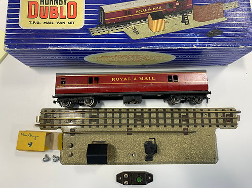 T.P.O. MAIL VAN SET 3-RAIL