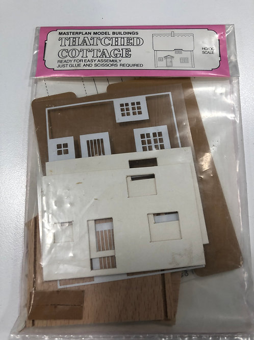 MASTERPLAN MODEL BUILDINGS - THATCHED COTTAGE