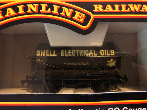 937396 20T TANK WAGON - SHELL ELECTRICAL OILS