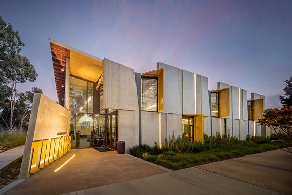 Spanos Athletic Center; UCSD, La Jolla, CA