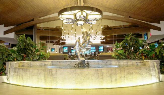 Hawaiian Gardens Casino - Lobby
