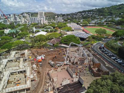 Punahoe Elementary School - Oahu, HI