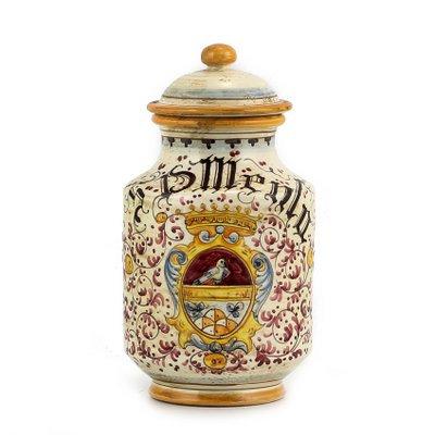 Pharmacy jar cm 14 H cm 22