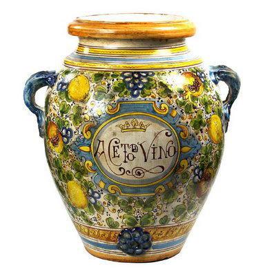 Large urn cm 40 h cm 55