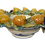 Thumbnail: Centrotavola limoni applicati cm 50