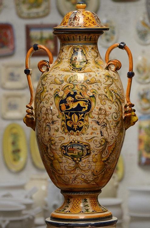 Anphorae  vase 2 handles H cm 70
