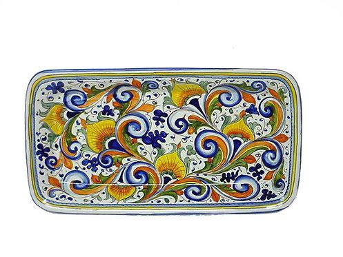 Rectangular tray cm 44 x 24