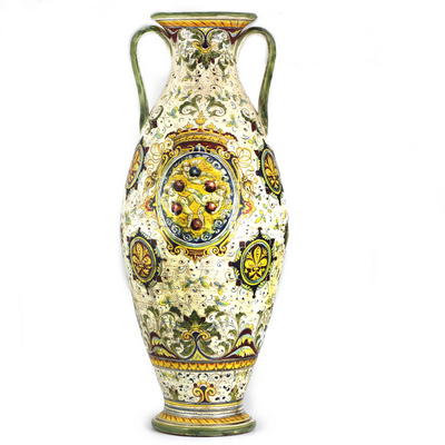 Anphorae vase with handles H cm 100