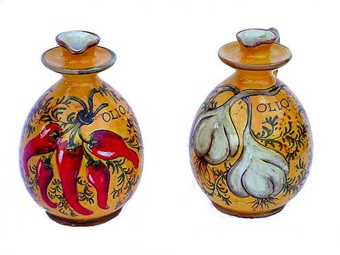 Ceramic oil bottle CM 10 H CM 15