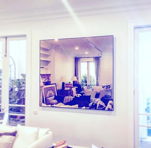 Art Mirrors and mirror hanging services melbourne