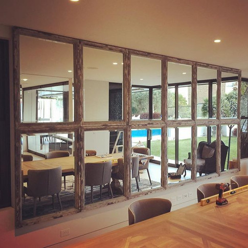 heavy mirrors and installers of mirrors in south yarra melbourne