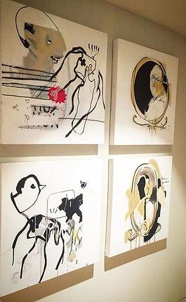 Art installers melbourne, picture haging, art hanging, art hanging services, Art hanging systems