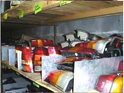 Ersatzteillager