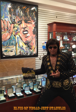Elvis Of Vegas-Jeff Stanulis