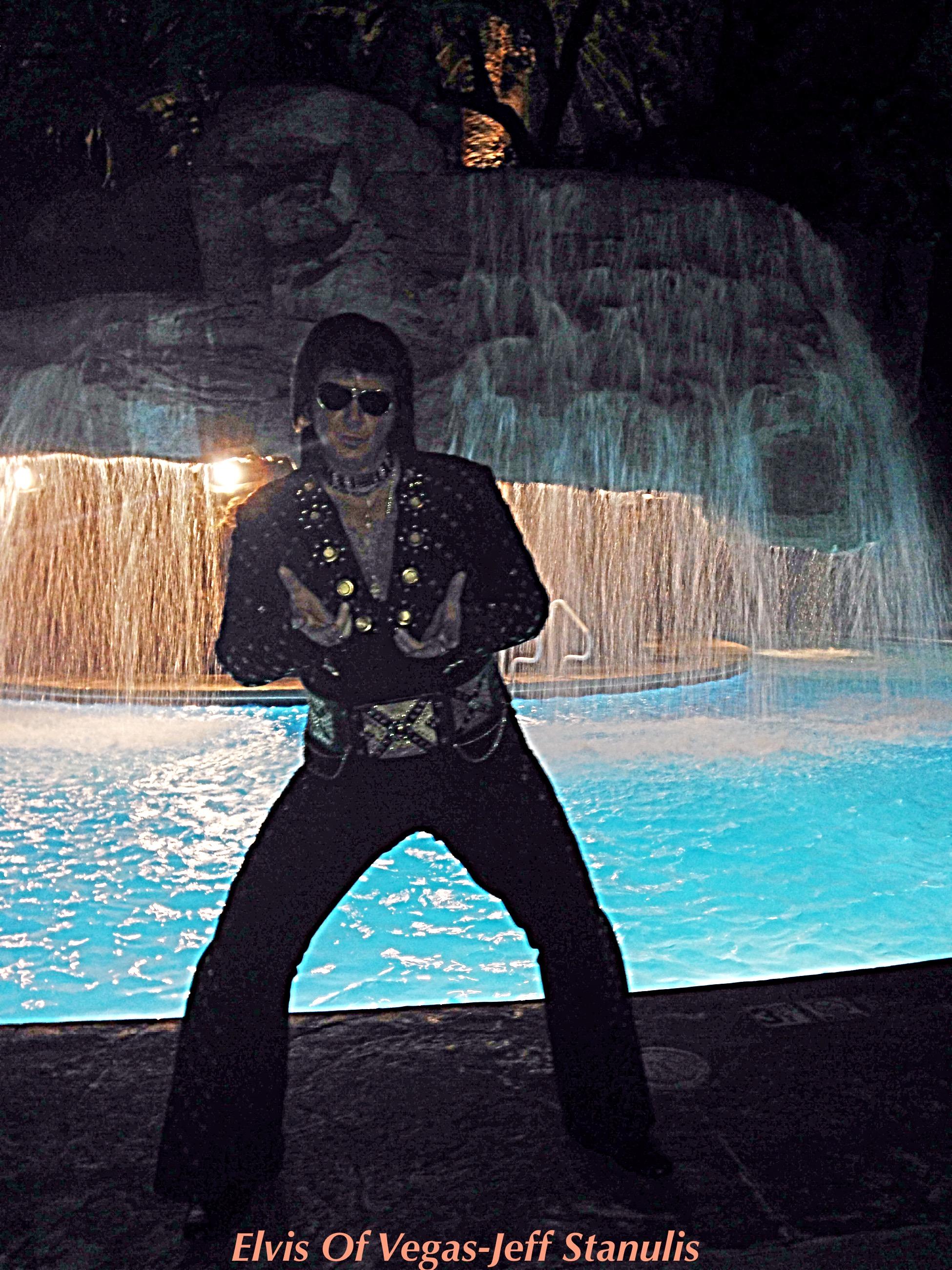 Elvis Of Vegas-Jeff Stanulis
