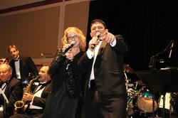 Kathy DeRouen & Jimmy Burchael