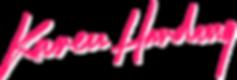 Karen Harding Logo