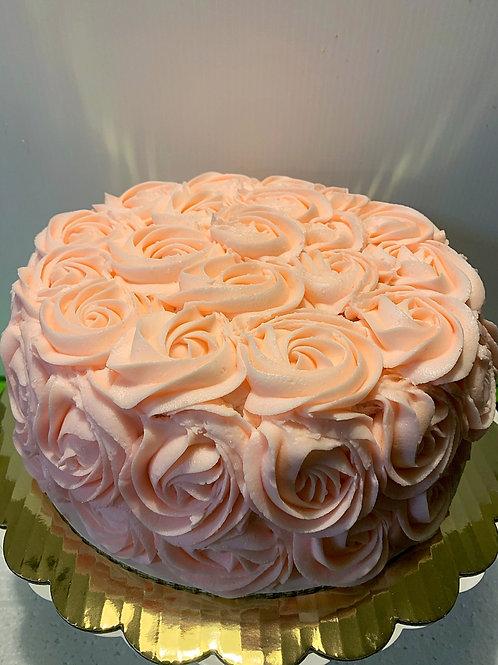 Rosetta Cake