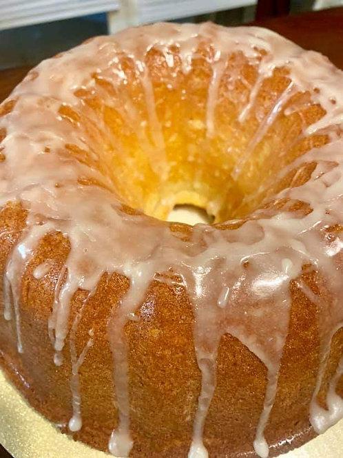 Glaze Pound Cake