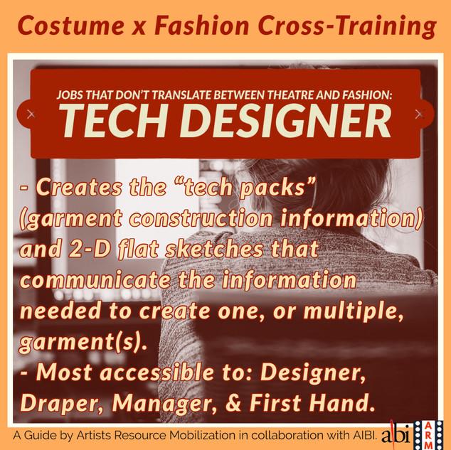 Cross Training Guide - Tech Designer