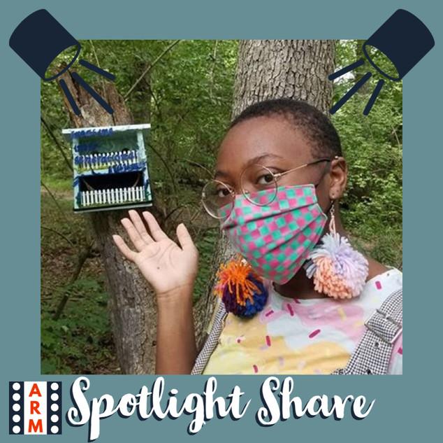 Spotlight share -Eseosa
