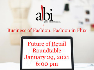 Fashion in Flux - Future of Retail Roundtable
