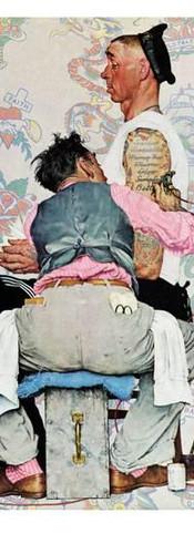 Tattoo Artist 1944