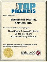 Idaho AGC Award