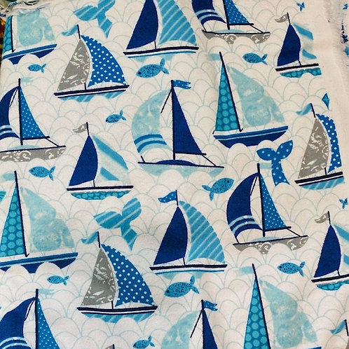 Sailboats and Whales