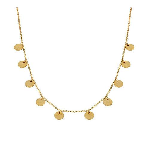 Collar Liva Medium Oro