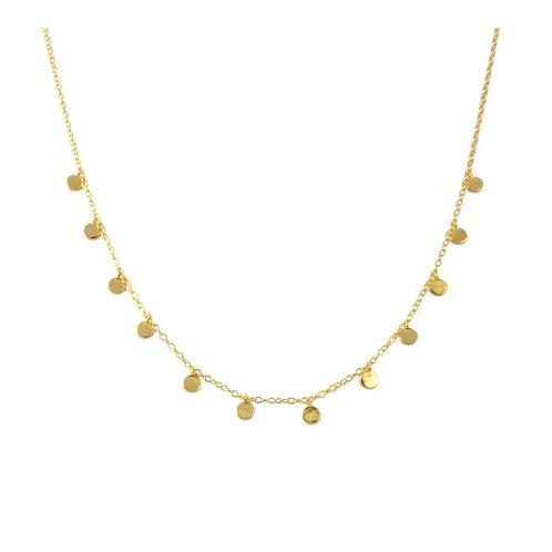 Collar Liva Small Oro