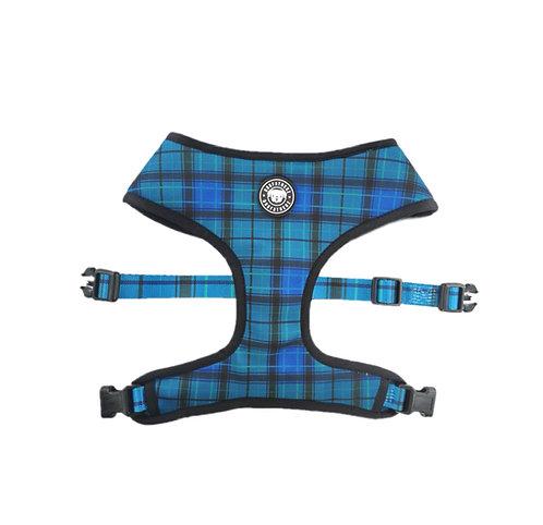 Pawfect Plaid - Comfort Reversible Harness