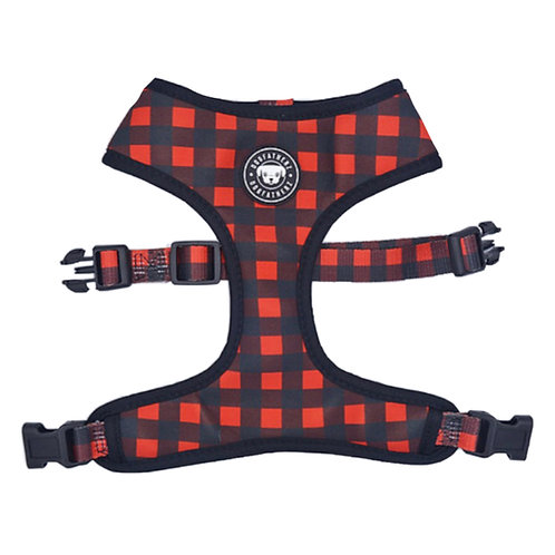 Red Roulette - Comfort Reversible Harness
