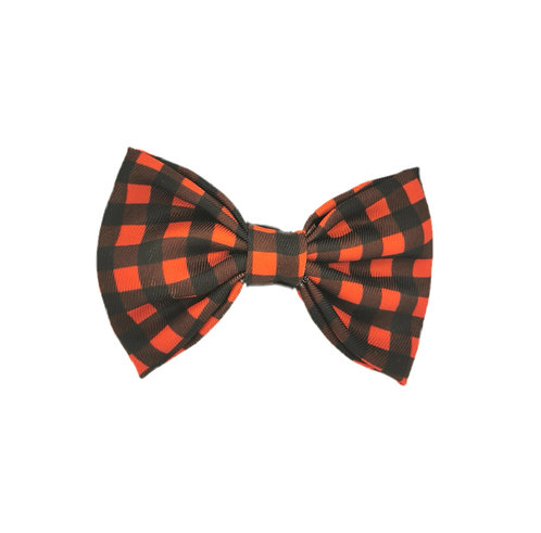Red Roulette Bow Tie