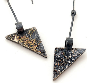 updraft earrings