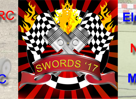SWORDS 2017 - Starts 26th March @ SCRC