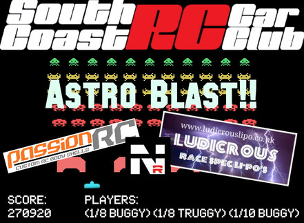 South Coast RC Astro Blast!!