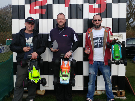 South Coast Winter Series Final Round