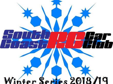 2018/19 Winter Series Round 1 21/10/2018