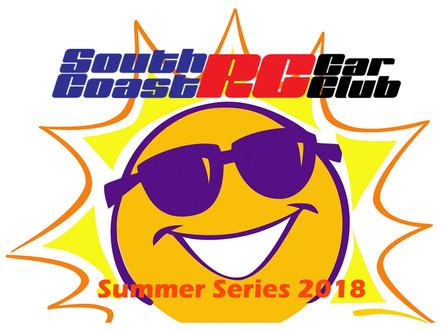 SCRC Summer Series Round 2 27/5/18