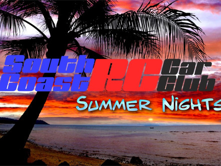 New for 2017 - SCRC Summer Nights Series!