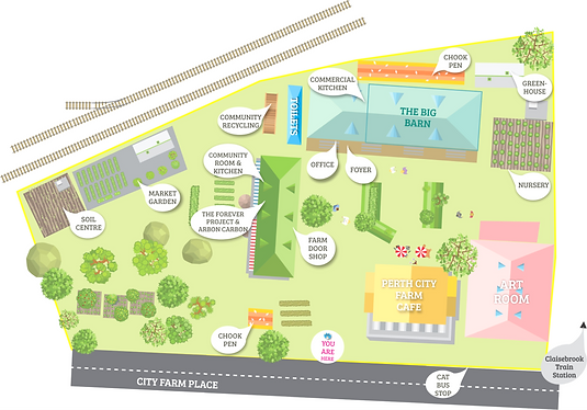Site Map (from Danica Design) for welcom