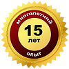logo 15 лет!