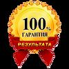 logo 100% гарантия результата