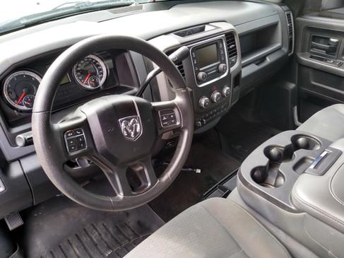 Interior - Dash
