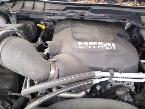 HEMI 6.4 Liter