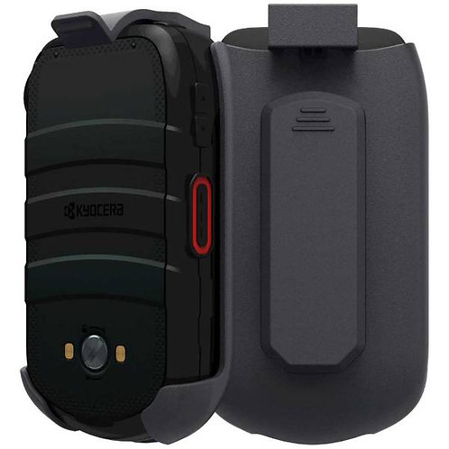 Kyocera DuraXV LTE Rome Tech OEM Belt Clip Holster Case Cover - Black