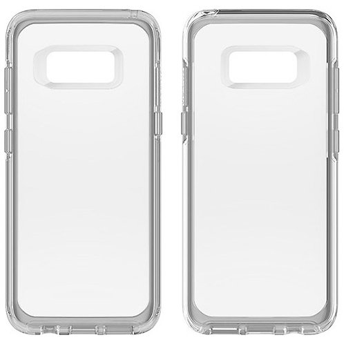 OtterBox Symmetry Clear Case for Samsung Galaxy S8 - Clear